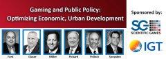 8.26 Webinar - Gaming and Public Policy: Optimizing Economic, Urban Development