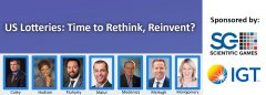 7.29 Webinar - US Lotteries: Time to Rethink, Reinvent?