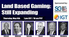 5.6 Webinar - Land based gaming: Still Expanding